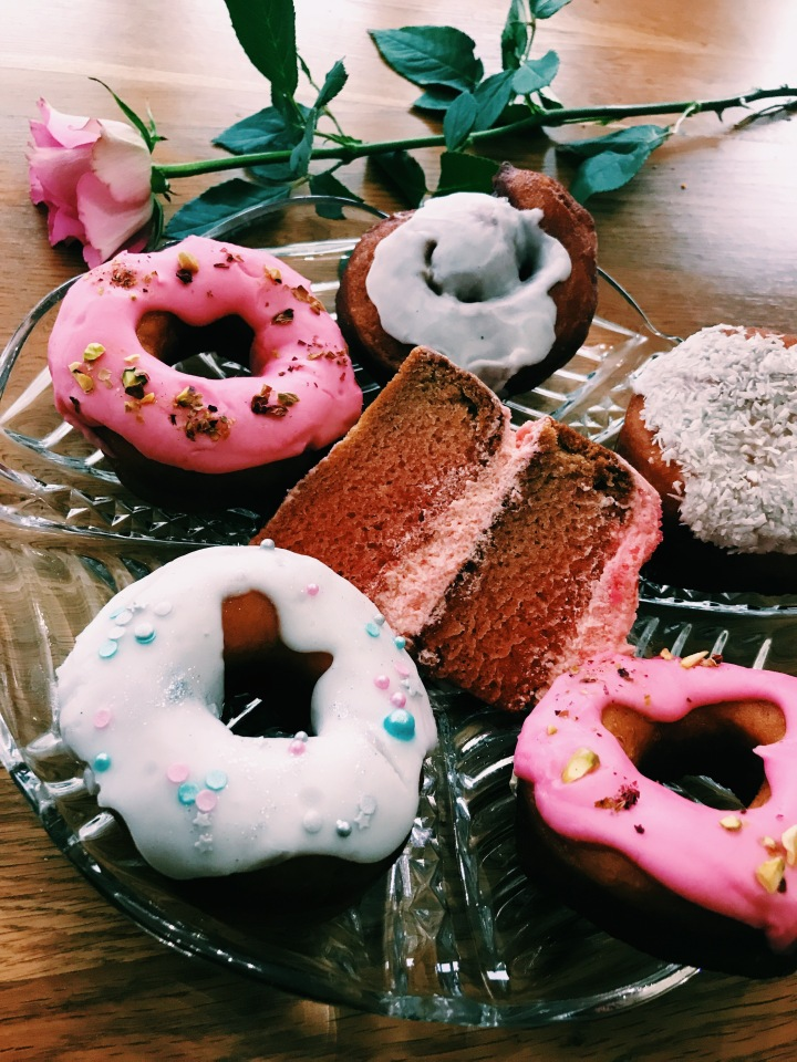 Did Someone Say Vegan Doughnuts?