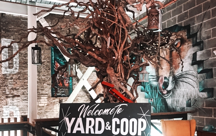 Yard & Coop – Afternoon Tea with a Twist